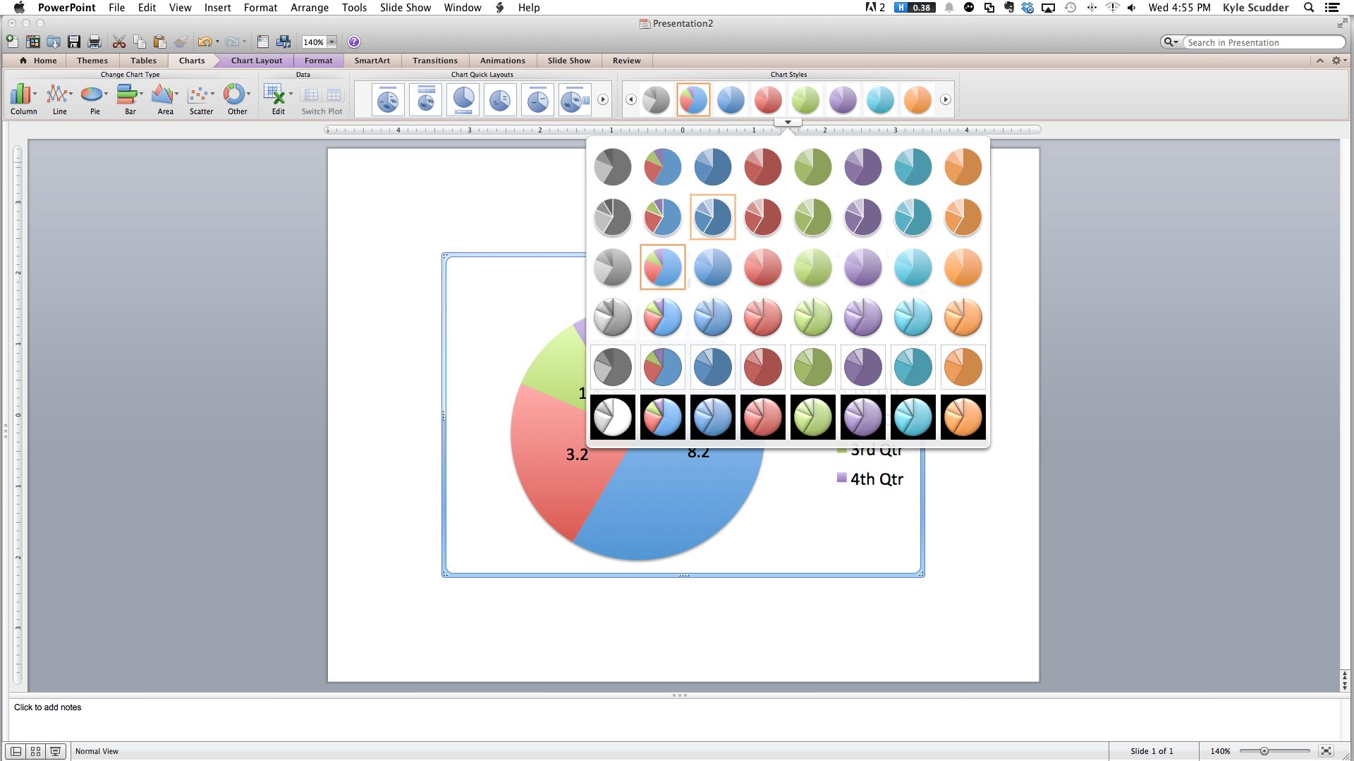 Добавление границы к слайду - PowerPoint - Microsoft Office Support 90