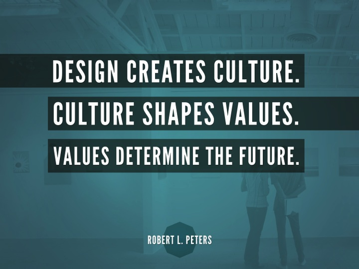 Design philosophies from the masters for Philosophy design